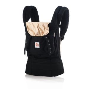 Черный с бежевым  Ergo Baby Original Collection