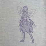 Слинг-шарф Didymos Jacquard White Mallow Fairy