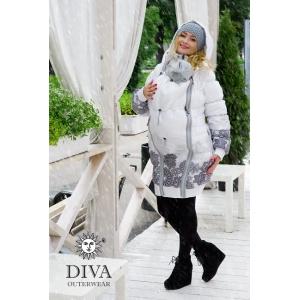 Слингокуртка Diva Outerwear Bianco