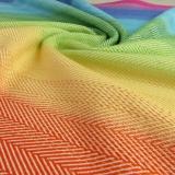 Май-слинг Didymos DidyTai Lisca White Rainbow