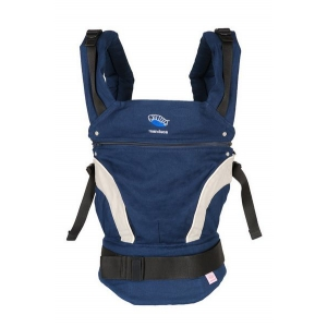 Слинг-рюкзак manduca First navy (синий)