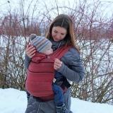 Слинг-рюкзак Карауш Adele Maple растущий стандарт