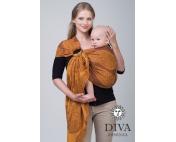 Слинг с кольцами Diva Essenza, Terracotta