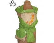 Рюкзак-май Лисенок с хвостиком