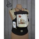 Эрго-рюкзак Тедди слинг ЛЮКС Детское настроение трое малышей