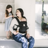 Omni 360 Baby Carrier All-In-One Pure Black