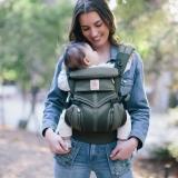Omni 360 Baby Carrier Cool Air Khaki Green