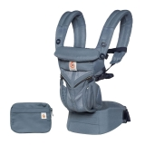 Omni 360 Baby Carrier Cool Air Oxford Blue