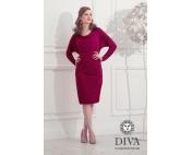 Платье для кормящих и беременных Diva Nursingwear Paola Berry