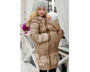 Слингокуртка зимняя Diva Outerwear Moka