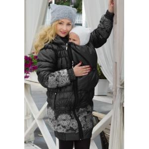 Слингокуртка зимняя Diva Outerwear Nero