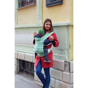 Слинг-рюкзак Карауш Adel Mint 4х4 растущий