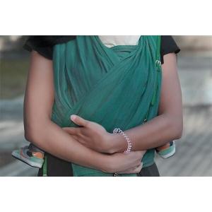Изумрудные волны слинг-шарф Velina