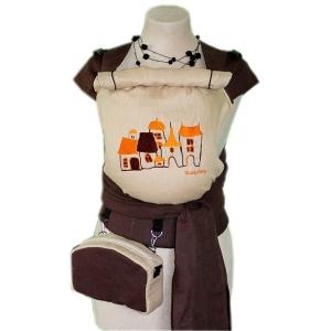 Домики рюкзак-май Тедди слинг