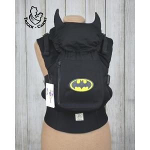 Эрго-рюкзак Тедди слинг ЛЮКС Бэтмен