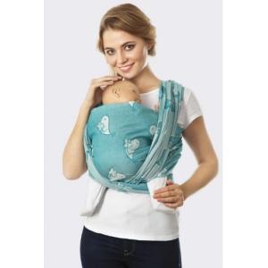 Слинг-шарф Птички прибой