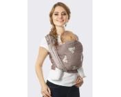 Слинг-шарф Птички арабика