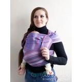 Май-слинг Амама Табатай фиолетовый полосатый