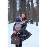 Слинг-рюкзак Карауш Dogwood растущий беби