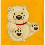 Эргорюкзак Progressive Солнечный медведь