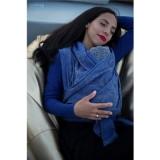 Огурцы индиго слинг-шарф Velina