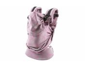 Слинг-рюкзак Emeibaby Baali Zyklame Gray (цикламен/серый)