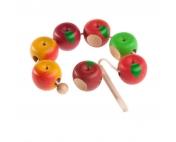 Шнуровка Наливные яблочки 4 сорта