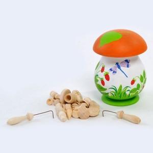Бирюльки большие в грибке