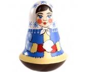 """Неваляшка """"Девочка Зима"""""""