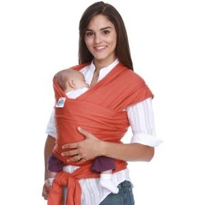 Слинг-шарф Moby wrap трикотажный Orange