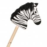 Зебра на палке