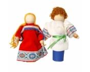 Кукла народная одетая