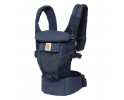 Adapt Ergo Baby Carrier  Graphic Grey