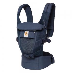 Adapt Ergo Baby Carrier Cool Air Mesh - Deep Blue