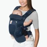 Adapt Ergo Baby Carrier  Graphic Grey