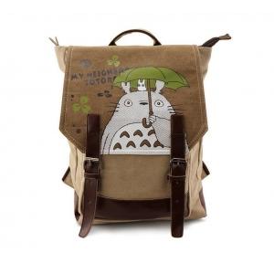 Крафтовый рюкзак Тоторо