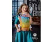 Эрго-рюкзак Diva Essenza Tropico