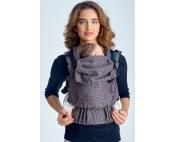 Эрго рюкзак для новорожденных Diva Basico Cafe Simple One!