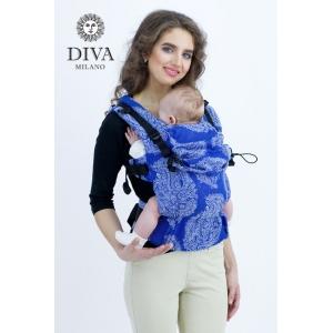 Эрго-рюкзак Diva Essenza Azzurro One