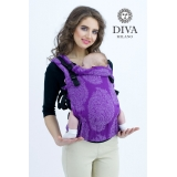Эрго-рюкзак Diva Essenza Viola One!