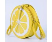 Сумочка через плечо Лимон