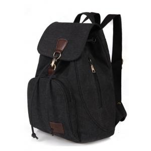 Крафтовый рюкзак Treveller черный