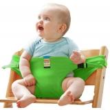 Дорожный стульчик Light mini зеленый