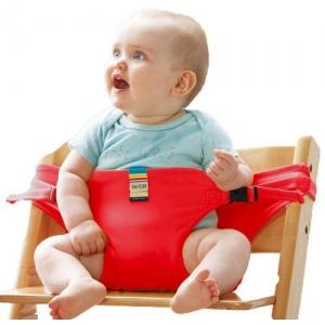 Дорожный стульчик Light mini красный