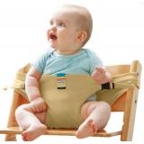 Дорожный стульчик Light mini песочный