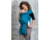 Май-слинг для новорожденных Diva Essenza Ceruleo