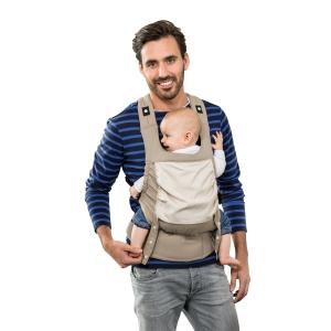 Эргономичный слинг-рюкзак Amazonas Smart Carrier Sand