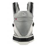 Слинг-рюкзак manduca XT  ButterflyGrey (серый)