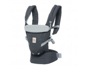 Adapt Ergo Baby Carrier Geo Black