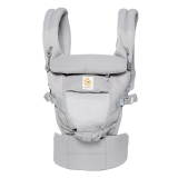 Adapt Baby Carrier Cool Air Mesh Pearl Grey